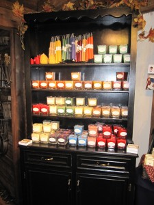 Candle Display