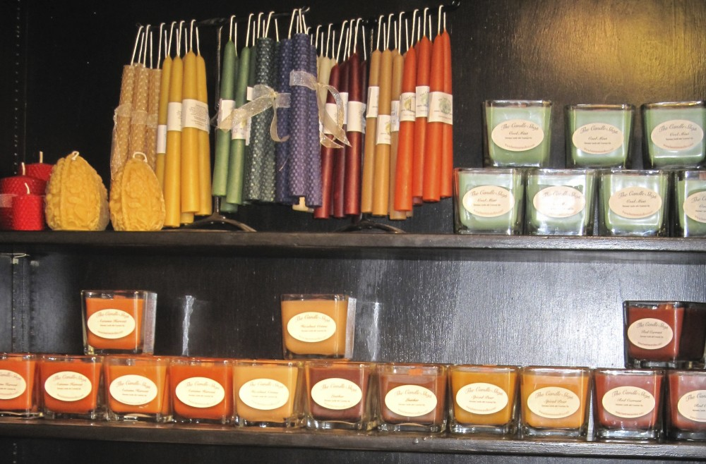 Welcome to the Candle Shop